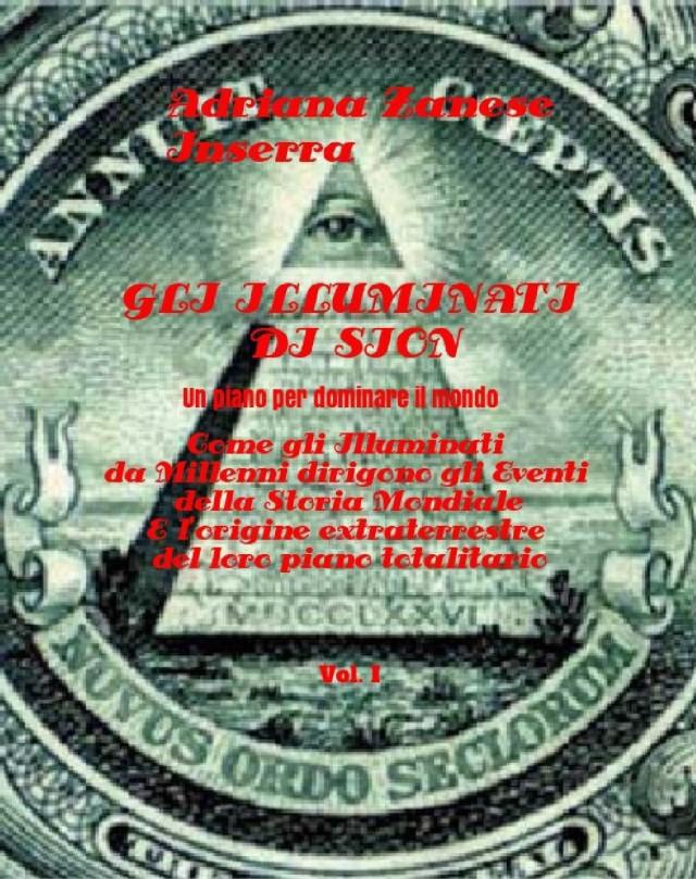 Cover 1100x1391 Illuminati Sion vol. 1